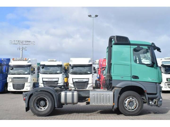Mercedes-Benz Actros 1845 Streamspace Hydro / Leasing - 2016 - image 6