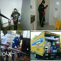 Expert Fumigation and Cleaning Services