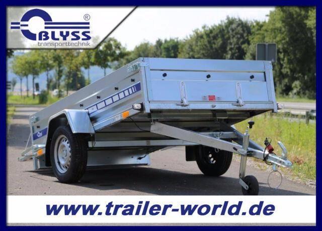 Blyss PKW Anhänger 205x121x39cm Anhänger 750kg GG