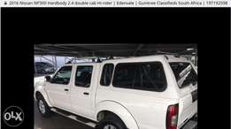 Nissan hardbody NP300 D/cab in excellnt condition