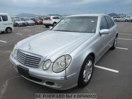 Mercedes Benz E-240 model 2004 for sale