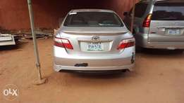 Clean carefully used Toyota Camry 2008 model