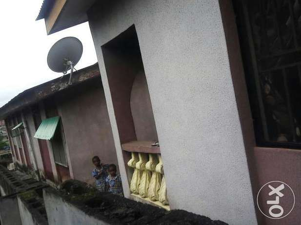 A bungalow comprising 3 bedroom flat and 2 bedroom with C of O N4.5m Alagbado - image 7