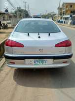 6months used Peugeot 607