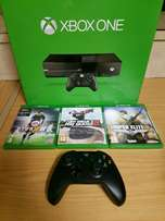 Xbox One 500GB 3 Games