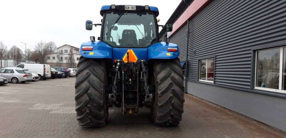 New Holland T8020 - 2008 - image 4