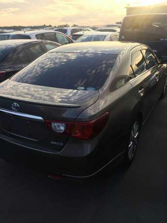 Toyota Markx new shape 2010 with sunroof for sale Hurlingham - image 8