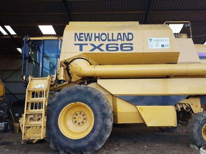 New Holland Tx 66 - 1997