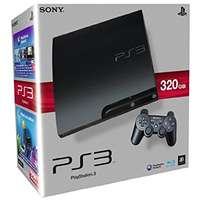 Playstation 3 slim 320GB + 1 Controller and games for sale