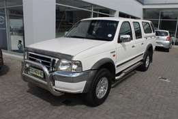 Ford - Ranger II 4000 V6 XLE Double Cab 4X2 Year: 2004 for sale