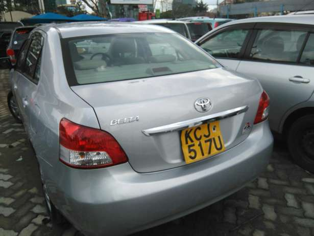 White belta,2009 model,1300cc KCJ. Lavington - image 1