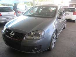2009 Grey VW Golf-5 GTi 2,0 engine Sunroof