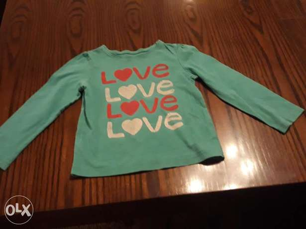 Girl's shirt size 3 years