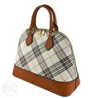 Designer Inspired Burberry Tote Bag