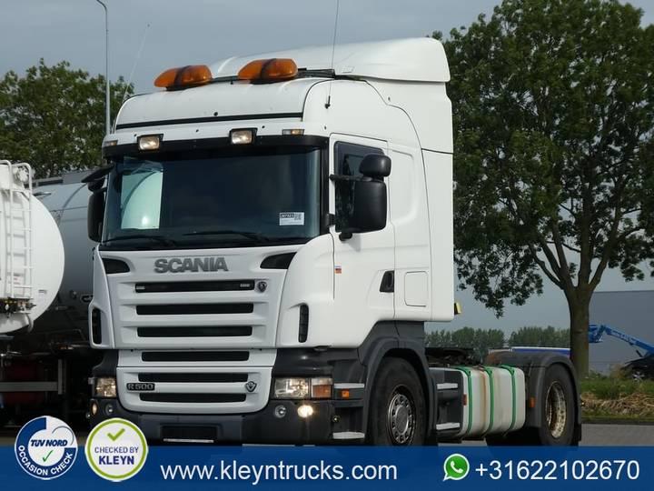Scania R500 hl man. ret. 494tkm! - 2006