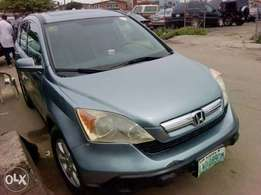 Smooth Driving Nig Used Honda CRV 2009 Edition In Superb Condition.