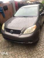2007 Toyota Matrix (2 months registered)