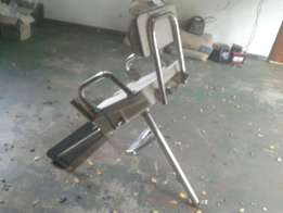 Stainless&Pvc marlin fighting chair