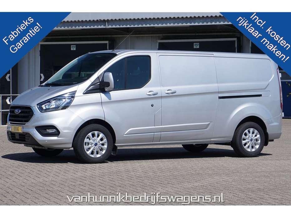 Ford Transit Custom 300L 170PK 2.0 TDCI Limited Airco, Camera,... - 2019