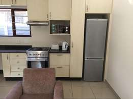 Furnished and serviced executive one bedroom garden flat in Nahoon.