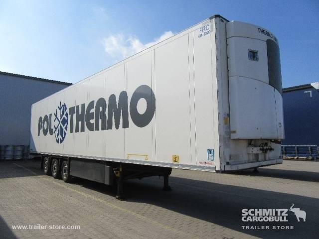 Schmitz Cargobull Tiefkühler Multitemp Doppelstock Trennwand - 2014