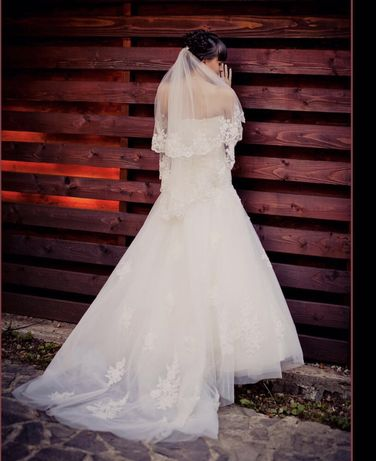 5263efb4fa3ebe Архів: Шикарна весільна сукня: 4 000 грн. - Весільні сукні Великий ...