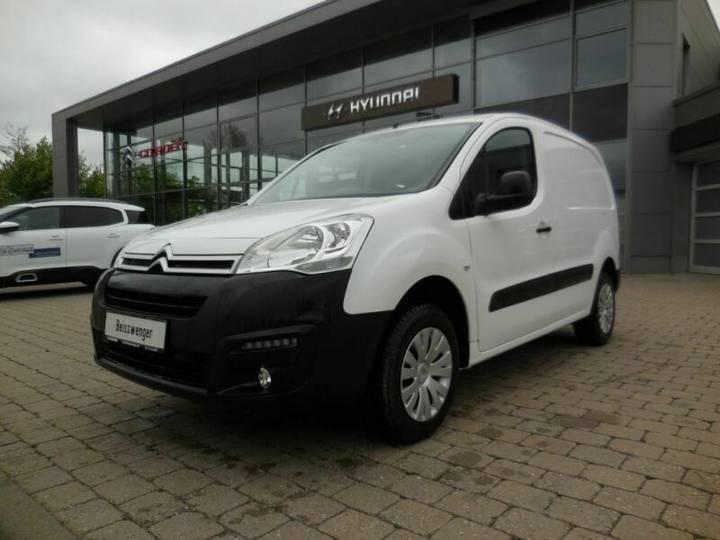 Citroën Berlingo Electric L1 Business Klima Kastenwagen - 2019