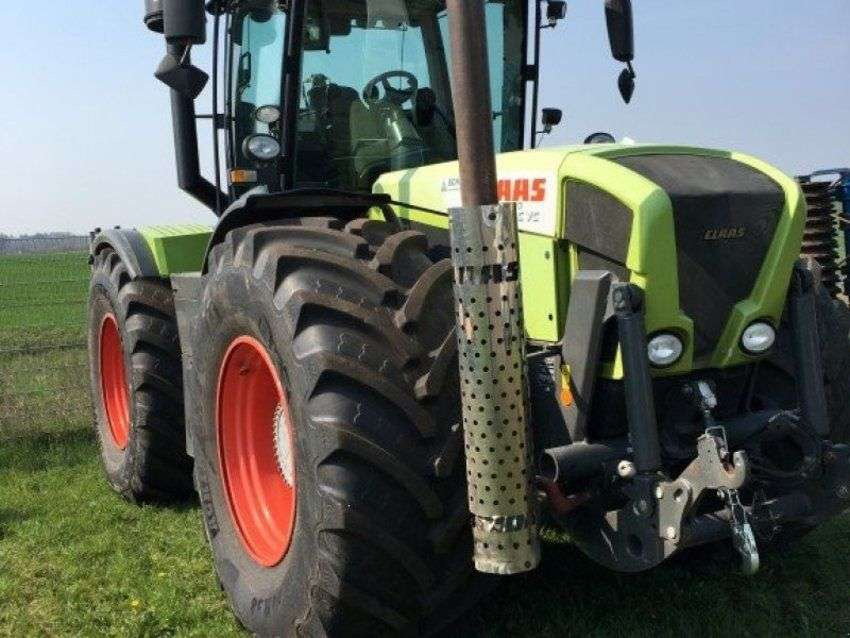 Claas xerion 3800 trac vc - 2009 - image 2