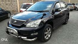 2004 Toyota harrier 2400cc auto Asking 1.28m