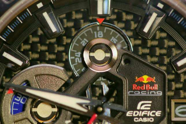 Casio Edifice F1 Redbull Edition new in box, retail R5500. Umhlanga - image 8