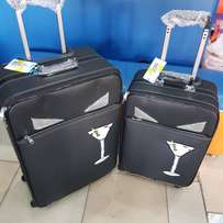 Set of two traveling boxes high quality designers