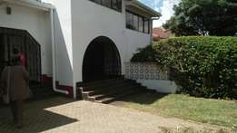 Kileleshwa 5bedrooms mainsonatte to let