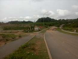 Commercial land for sale around NNPC Asokoro