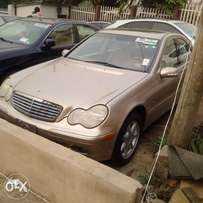 A super clean toks 2003 Mercedes Benz C240 for sale