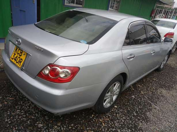 Toyota mark X kCB well maintained South B - image 3