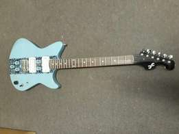 First act electric guitar with amp almost new