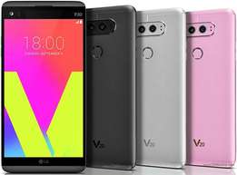 LG V20, 5.7inch - 4GB RAM - 16MP Dual Camera (New , Free Delivery)