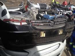 Good condition Genuine clean Mercedes benz A-class bumper for sale