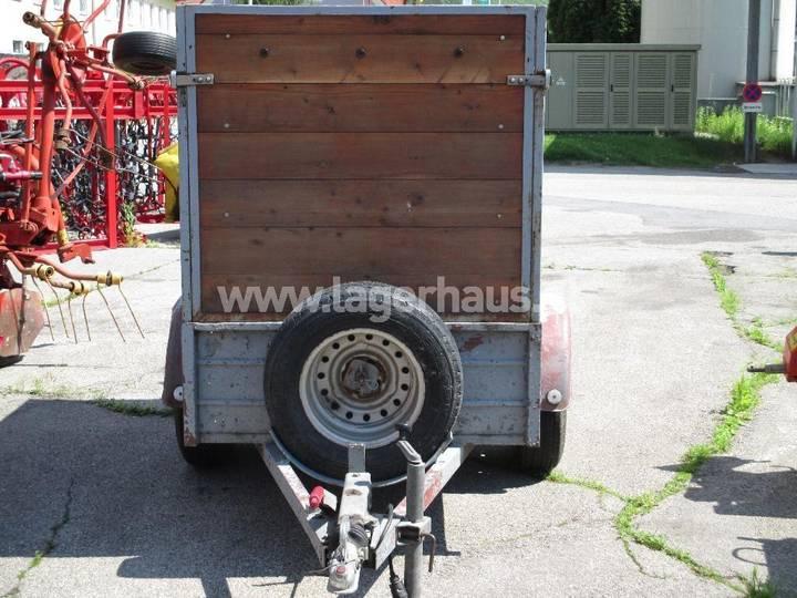 Pongratz Car trailer