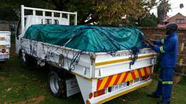 4 ton goods transporting services