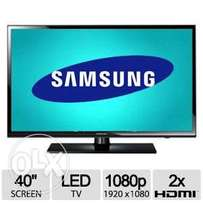 "Samsung 40"" LED digital TV (Brand new plus delivery )"