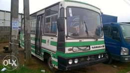 Clean Registered Toyota Dyna Coaster Bus 98