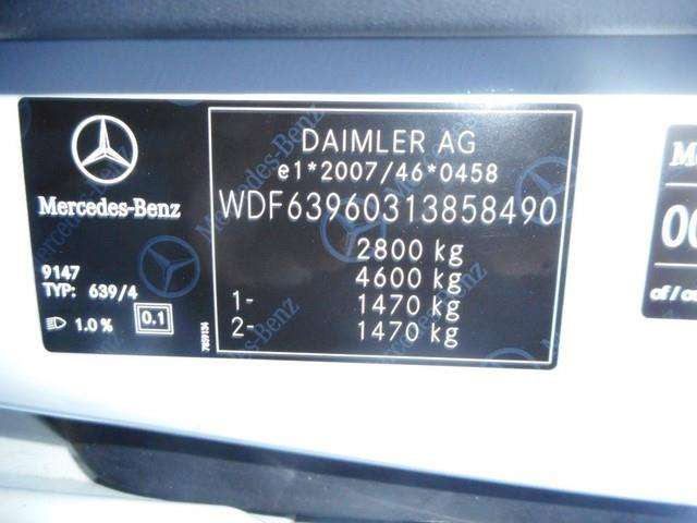 Mercedes-Benz Vito 110 CDI - 2014 - image 13