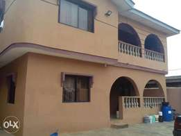 Affordable clean 2 bedroom flat at Aboru iyana ipaja lagos