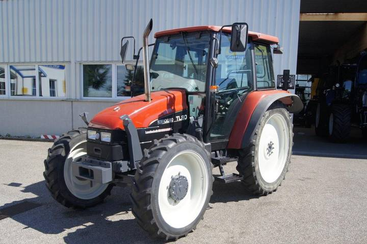New Holland TL 80 DT A - 1999
