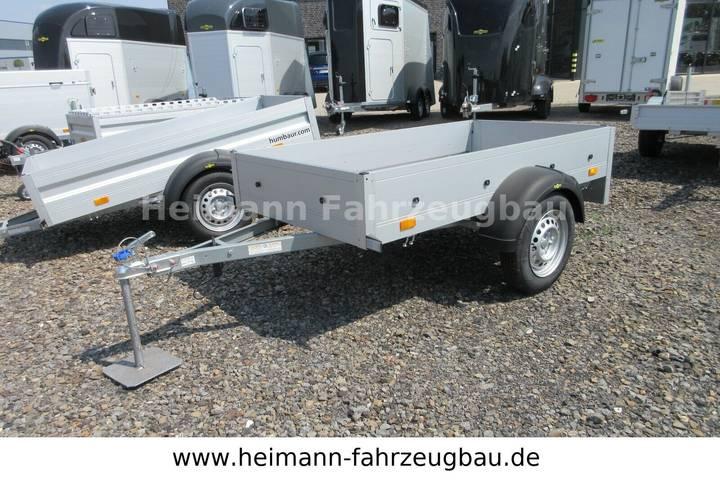 Humbaur Einachsanhänger, Startrailer - 2018