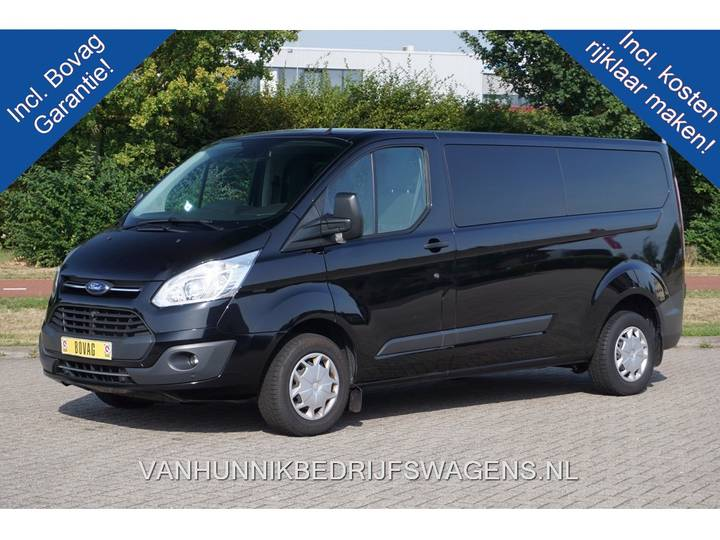 Ford Transit Custom 310L L2 H1 2.0 TDCI 130pk Trend 9-persoons... - 2017