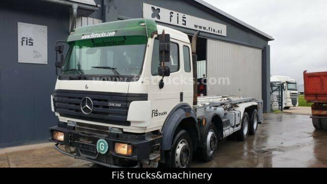 Mercedes-Benz SK 3538 K 8x4 ABROLL TIPPER - 4.5m - 2019