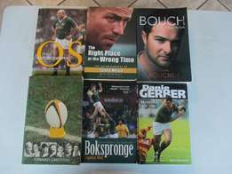 Sport related books