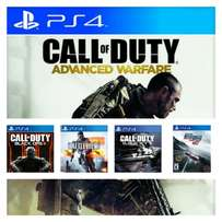 PS4 Games from R290